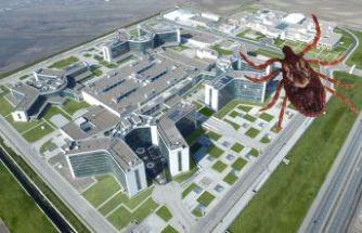 Kayseri Şehir Hastanesi KKKA'ya çözüm buldu