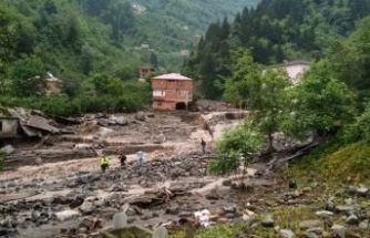 Trabzon'da sel felaketi... Ölü sayısı 6'ya çıktı