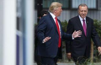 'Trump Türkiye'yi cezalandırmayı düşünüyor'