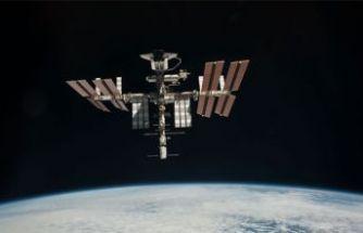 Uzay istasyonu turizme açılıyor!