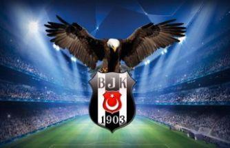 Beşiktaş, yeni gölcüsü ile tanıştırdı