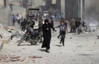 BM uyardı! İdlib'de savaş suçu işleniyor