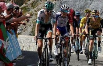 Fransa Bisiklet Turu'nun 14. etabını Pinot kazandı