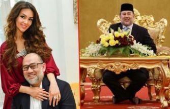 'Genç güzel' ile 'yaşlı kral' boşanmış