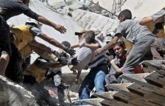 İdlib'de katliam sürüyor: 50 ölü
