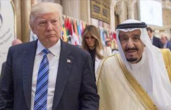 Karar çıktı! ABD ordusu Arabistan'a giriyor