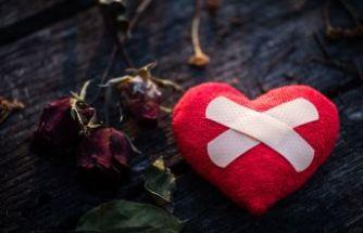 Kırık kalp sendromunun büyük tehlikesi!