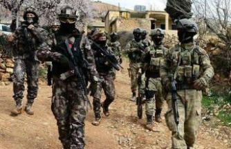 PKK'ya 6,5 ayda ağır darbe