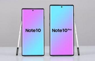 Samsung Galaxy Note 10'un fiyatı ve teknik özellikleri belli oldu