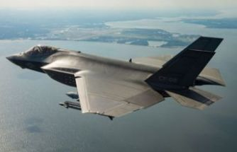 Türkiye, F-35 parça üretiminden çıkarıldı!