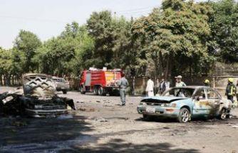 Üniversite girişinde patlama: 8 ölü