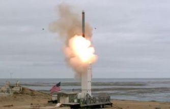 ABD 'yasak' füzeyi fırlattı, Rusya uyardı!