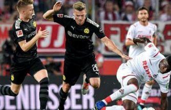Dortmund, deplasmandan 3 puanla döndü