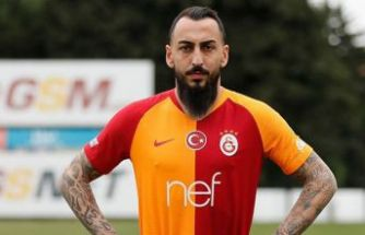 Galatasaray'dan Mitroglou bildirimi