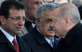 İmamoğlu'ndan Erdoğan'a 'sel' yanıtı!