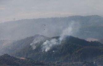 İzmir yangını kontrol altında!