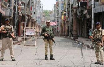 Keşmir'e 125 bin kişilik güvenlik takviyesi!