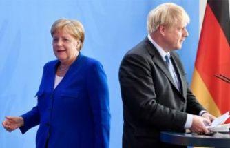 Merkel'den Johnson'a 30 gün süre!