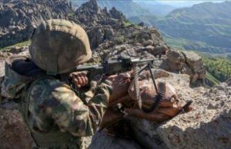 Pençe-3 ile PKK'ya ağır darbe!