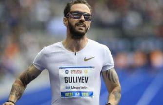 Ramil Guliyev Fransa'da ikinci oldu