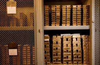 Rusya, altın rezervlerini artırıyor