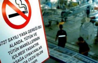 Sigara içen işçi tazminatsız kovuldu