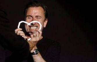 Tim Roth, 'Saraybosna'nın Kalbi'ni kazandı!