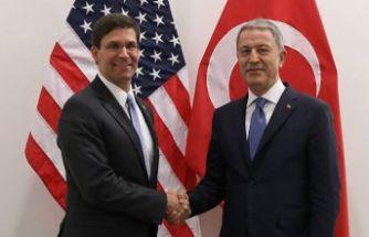 Türkiye ile ABD arasında önemli görüşme