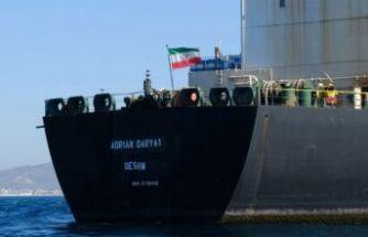 Yunanistan, İran tankerine yardım etmeyecek