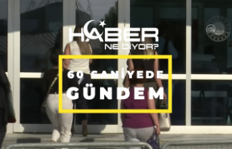 17.09.2019-60 saniyede Türkiye ve Dünya gündeminden ana başlıklar