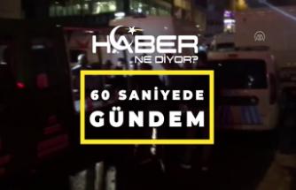 21.09.2019-60 saniye de Türkiye ve Dünya gündeminden başlıklar