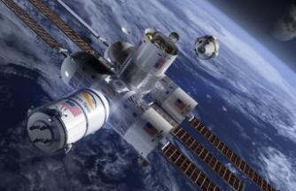 Astronomik ücretiyle ilk uzay oteli 2022'de!