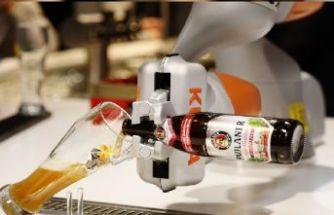 Barmen robot piyasaya sürülmeye hazır