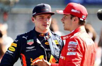 Formula 1'in genç yıldızları!