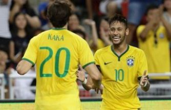 Kaka'dan Neymar'a övgüler!