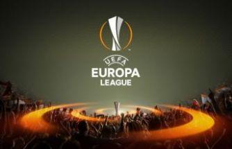 UEFA Avrupa Ligi serüveni başlıyor!