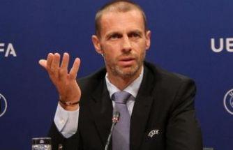 UEFA başkanı Aleksander Cerefin'den yenilikler