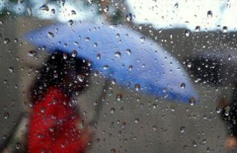 Bugün şemsiyesiz çıkmayın!
