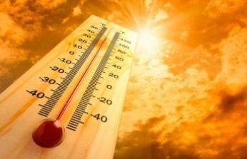 Kavurucu sıcaklar geliyor