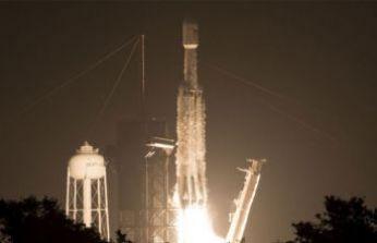 Space X roketi okyanusa çakıldı