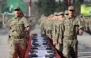 Yeni Askerlik Yasası haftaya kaldı!