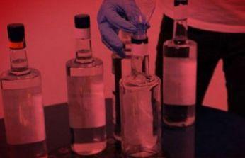 Adana'da 'sahte içki' operasyonu: 6 gözaltı