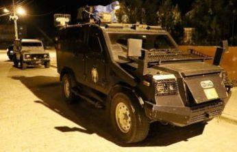 Türkiye 7 hedefi ağır silahlarla vurdu