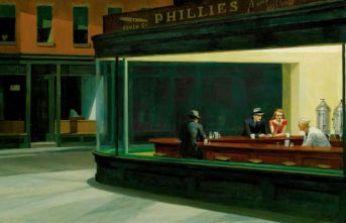 Şehirdeki yalnızlığın ressamı: Hopper