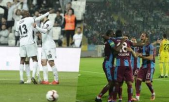 Beşiktaş direkt gidiyor, Trabzonspor eleme oynayacak