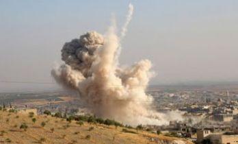 Esed rejimi kimyasal attığı yere dayandı