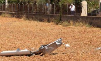 Helikopter ile hafif uçak çarpıştı: 7 ölü