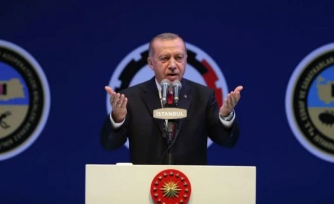 """Erdoğan: """"UBER korsan taksiciliktir"""""""