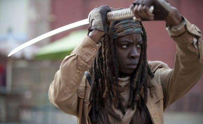 Walking Dead'de ayrılık vakti