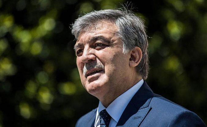 Abdullah Gül'den kayyum atamalarına tepki!